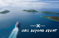 Celebrity's Sail Beyond Event